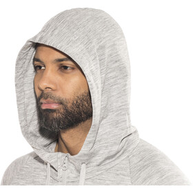 super.natural Essential Hoody Men ash melange